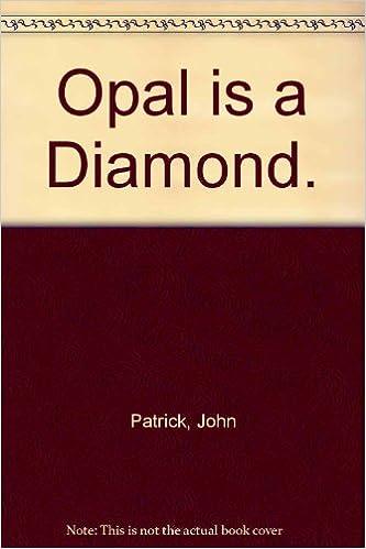 Book Opal is a Diamond.