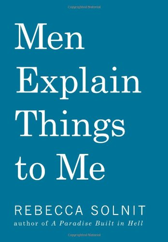 Image of Men Explain Things to Me