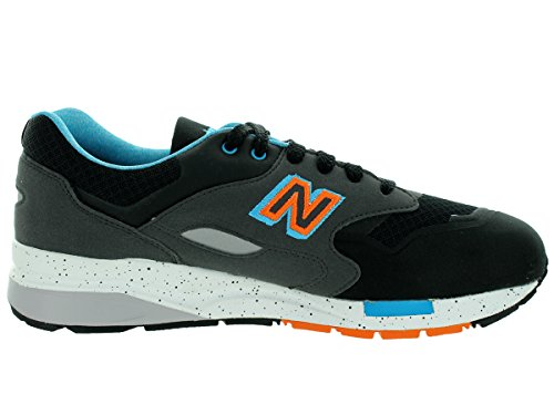 New Balance 1600 Elite Edition Paper Lights Hombres Zapatos Negro CM1600KO