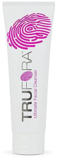 Trufora,Ultimate Facial Cleanser,Gentle Make Up Remover Cleanser and Toner in One,4 Fluid Ounces