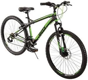 "Black Matte Huffy 26/"" Nighthawk Men/'s Mountain Bike Same Day Shipping!!"