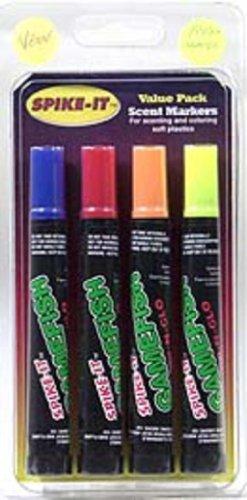 Spike-It Dye Marker Set, Garlic (Marker Dyes)