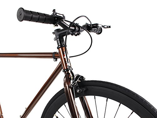 Golden Cycles Bike with Riser Handle Bar