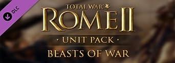 Total War : Rome II - Beasts of War DLC [PC Code - Steam]