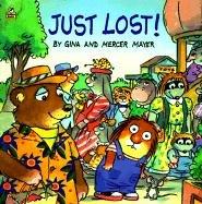 Just Lost! (Golden Look-Look ()