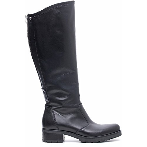 Guanto Women's Giardini Boots Nero Nero FfzqF