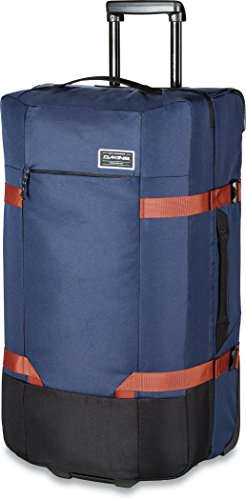 Dakine Split Roller Luggage Bag, 100l, Dark Navy
