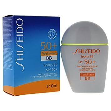 ecb62f0b17 Amazon.com  Shiseido Sports BB SPF 50+ Very Water-Resistant