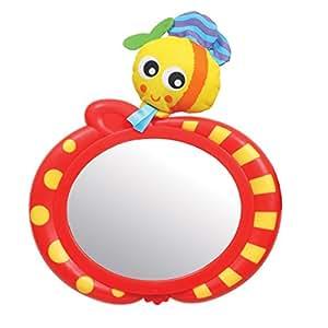 Playgro espejo de viaje retrovisor dise o de abeja - Espejo de viaje ...