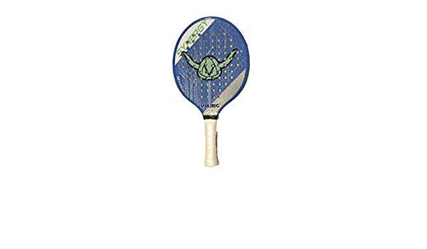 Amazon.com : Viking Synergy Platform Tennis Paddle-Blue by ...
