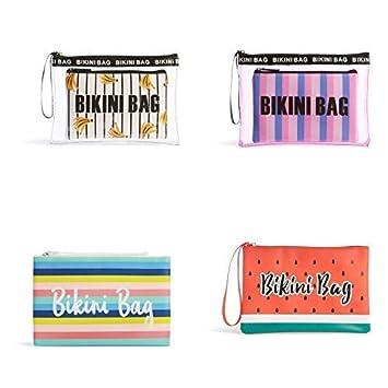Primark Store Impermeable Goma Mezcla Bikini Mochila con ...
