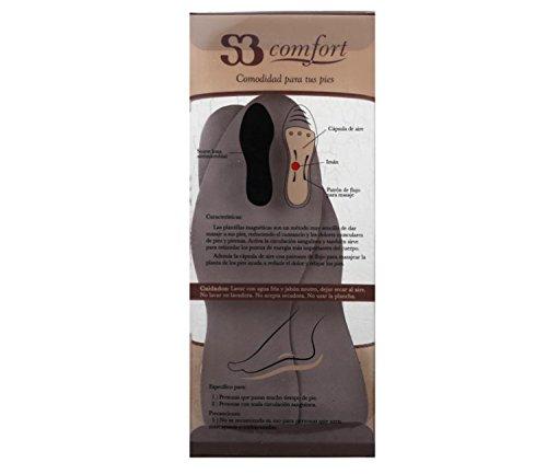 05 Laurea Mole Salvador Comfort Di Magnetiche Di Ll Solette wt1xPXW