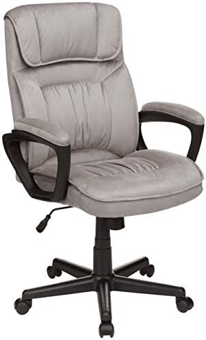 Amazon Basics Classic Office Desk Computer Chair