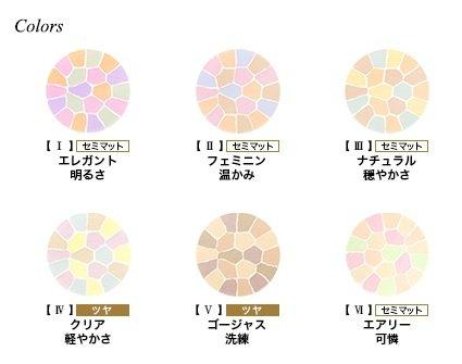 Albion Japan,Elegance La Poudre Haute Nuance 06 8.8g