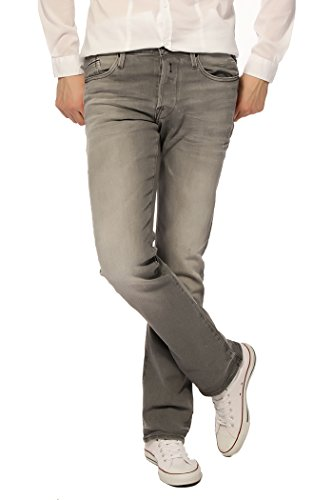 M983u 35a Replay Homme 009 658 000 11 Jeans Stretch Oz Grey Denim Waitom 4EExgCIq