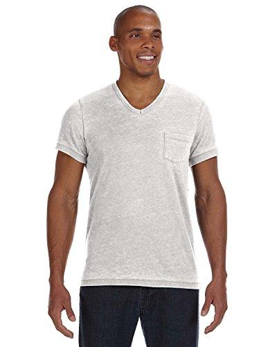 Alternative Apparel 42196BB Mens Leo V-Neck T-Shirt