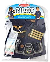Children's Pilot Role Play Set Costume for Kids