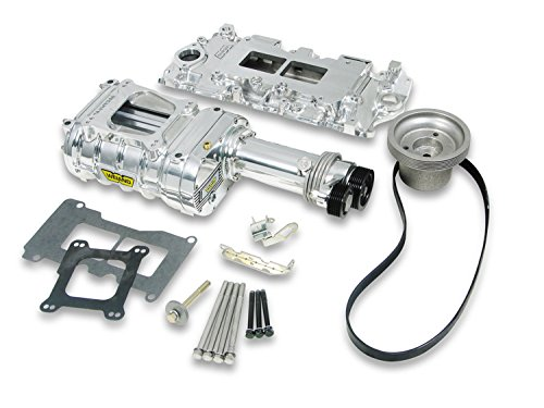 - Weiand 6510-1 142 Pro-Street Supercharger Kit