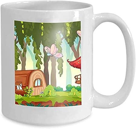 Wistty Taza de café 11 oz - Regalos divertidos para niños ...