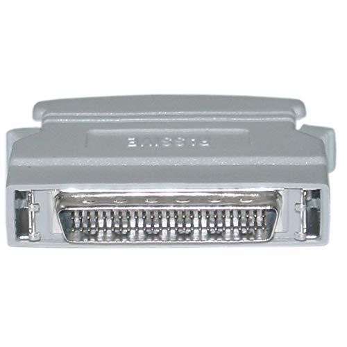 GOWOS External Passive SCSI Terminator, HPDB50 (Half Pitch DB50) Male, One End