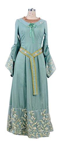 For Costume Maleficent Adults Aurora (Mtxc Women's Maleficent Cosplay Princess Aurora Dress Size XX-Small)