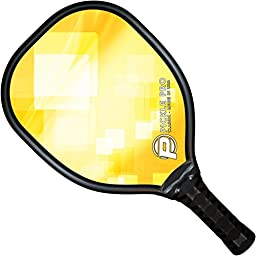 Pickle Pro Composite Pickle ball Paddle (Pickle Pro, Yellow)