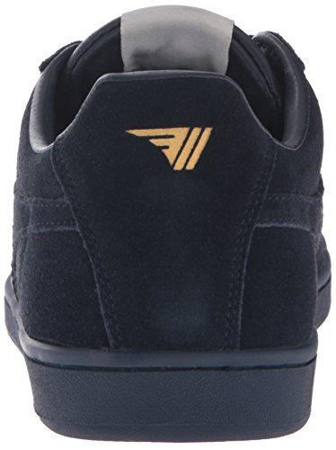 Gola Heren Equipe Suede Mode Sneaker Marine / Marine