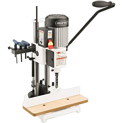 (Shop Fox W1671 3/4 HP Heavy-duty Mortising Machine)