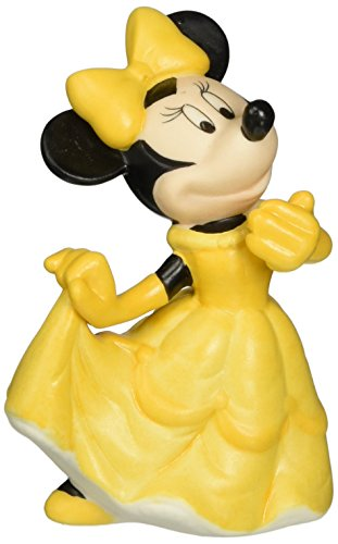 Precious Moments, Disney Showcase Collection, I Am Caring, Bisque Porcelain Figurine, - Porcelain Disney