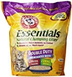 Church 718001 9 lbs Essentials Double Clumping Litter - Pack of 2