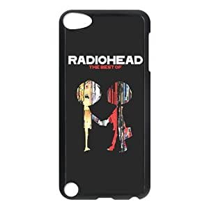 Customilzed Music Band Radiohead for iPod Touch 5 TPU Case