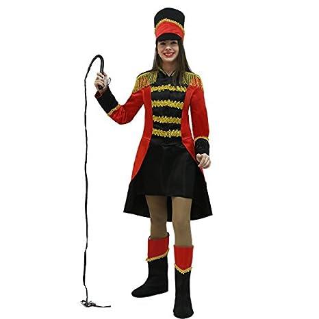 80296a71e8c4 Pegasus Vestito Costume Maschera di Carnevale per Adulti - Domatrice -  Taglia L - 48