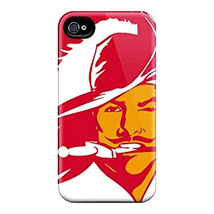 Premium Tampa Bay Buccaneers Heavy-duty Protection Cases For Iphone 6plus