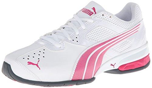 Zapatos Nm 5 Puma White de Fuchsia Purple Tazon Mujer la wYwBSXp