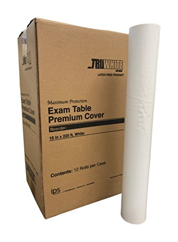 Exam Table Premium Cover, Better Than Paper, 100% Recyclable ()