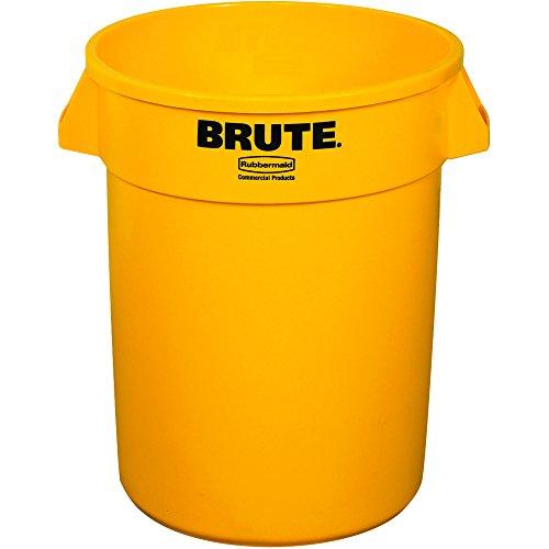 (Brute RUB128C 55 Gallon Container, 25.25