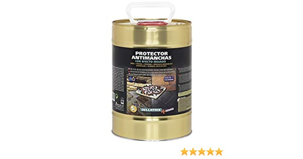 BELLATRIX PROTECTOR ANTIMANCHA EFECTO MOJADO 5L MONESTIR: Amazon.es: Hogar
