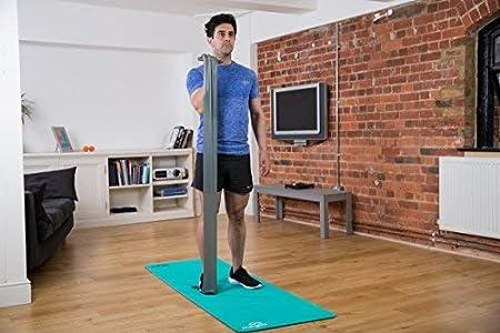 Premiumqualit/ät Fitnessband f/ür Mobilit/ät MEGLIO Latexfreie Widerstandsb/änder und Rehabilitation St/ärke