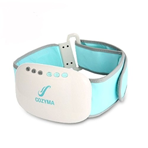 Cozyma CMT-03 Addio Belly Vibration belt Massager Stimulate-fat Vibration & Air & Steam Massage For Diet 220V by Cozyma