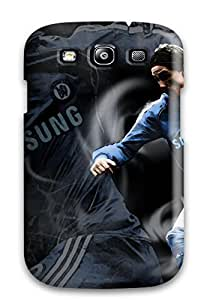 Excellent Galaxy S3 Case Tpu Cover Back Skin Protector Fernando Torres Chelsea by supermalls