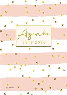 Agenda 2019 - 2020: Agenda Giornaliera Agosto 2019 a ...