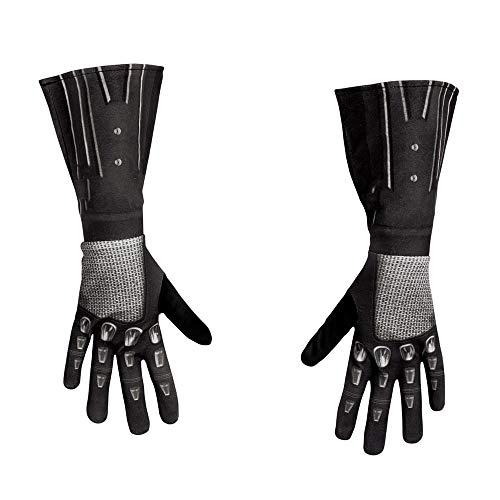 G.i. Joe Retaliation Snake Eyes Child Deluxe Gloves Black -