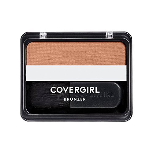 COVERGIRL Cheekers Blendable Powder Bronzer Golden Tan, .12 oz (packaging may vary)