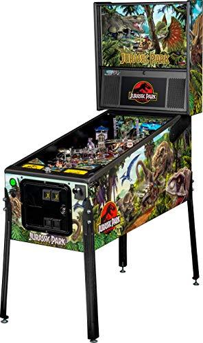 Stern Pinball Jurassic Park Arcade Pinball Machine, Pro Edition