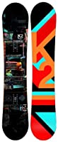 K2 Raygun Wide Snowboard 160 Mens from K2