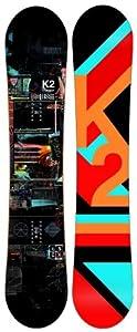 K2 Raygun Wide Snowboard 157 Mens by K2