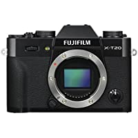 FUJIFILM X-T20 Body (Black)(Japan Import-No Warranty) by Premium-Japan