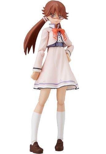 Sekirara Mana Miyuki School Uniform Ver. Figma Action Figure (japan import)