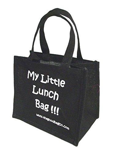 La borsa Company My Little Lunch, colore: nero