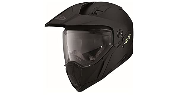 Amazon.com: Caberg Xtrace Motorbike Enduro Helmet Thermoplastic Matt 2XL Matt Black: Everything Else
